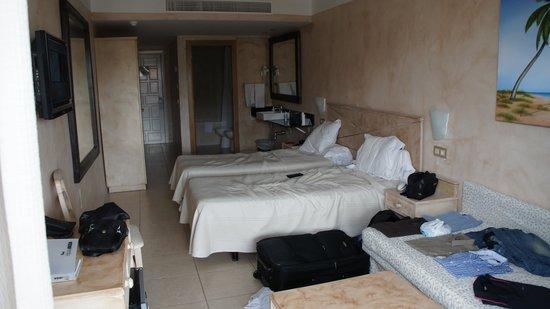 Hotel Club Bahamas Ibiza : camera doppia