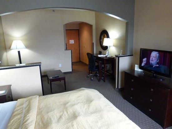 Comfort Suites: Entry way