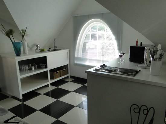 Rothman Manor: Küche