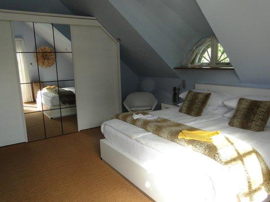 Rothman Manor: Schlafzimmer
