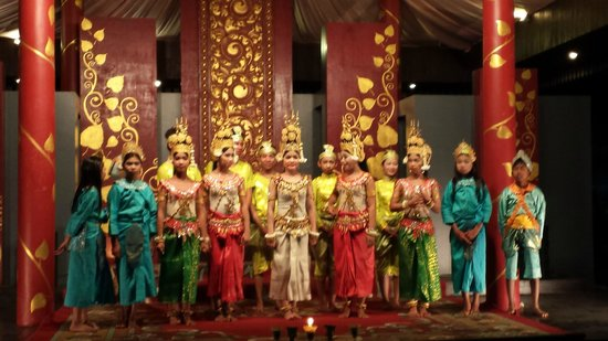Borei Angkor Resort & Spa : Cultural Evening
