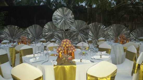 Borei Angkor Resort & Spa : New Year Gala