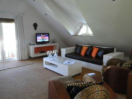 Rothman Manor: Wohnzimmer