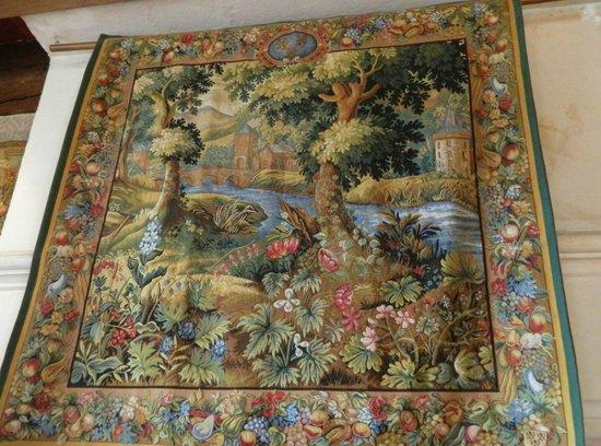 Chateau de Langeais: Quality tapestry for sale