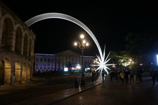Palazzo Victoria : Verona new year