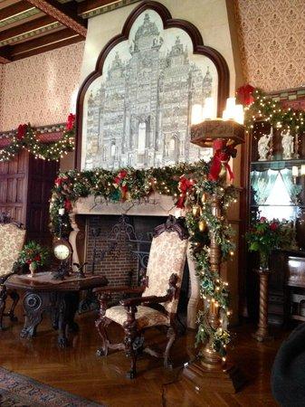 biltmore estate christmas decorations
