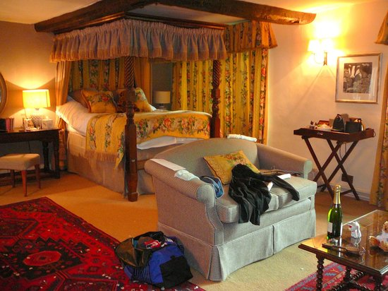 The Bay Tree Hotel: Oak Master Suite