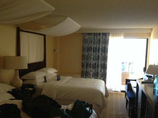 Sheraton Kauai Resort: Zimmer