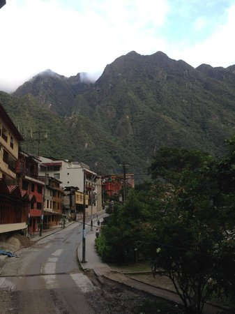 SUMAQ Machu Picchu Hotel: View from outside of hotel