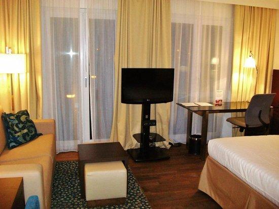 Residence Inn München City Ost: Наш номер