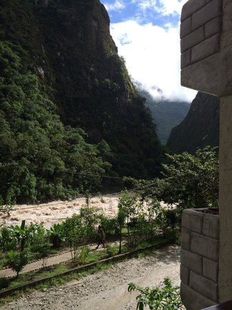 SUMAQ Machu Picchu Hotel: View from Room