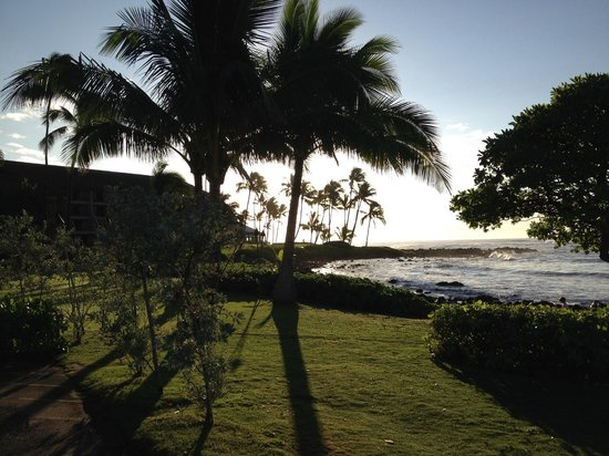 Sheraton Kauai Resort: Strand