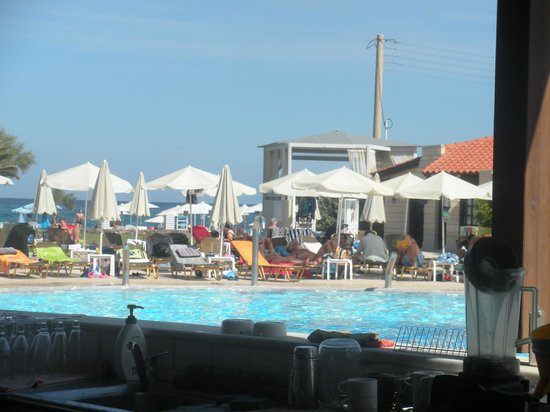 Minos Mare Hotel : pool