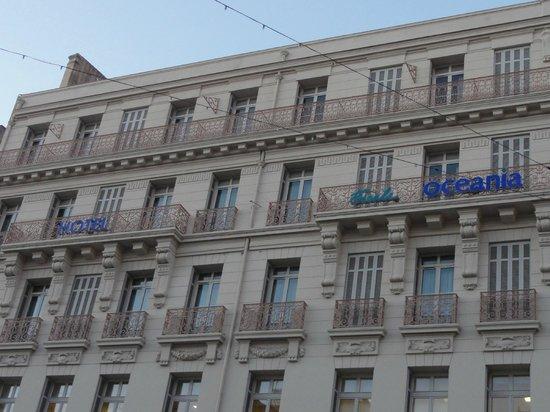 Escale Oceania Marseille Vieux Port: facciata dell'hotel