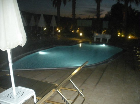 Minos Mare Hotel : baby pool