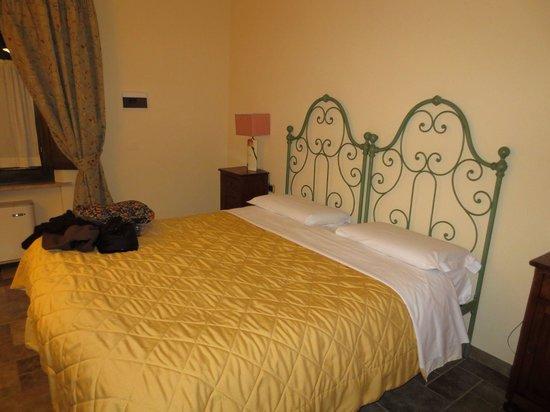 Borgo Grondaie: Camera da letto appartamento