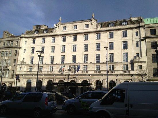 The Gresham - Picture of Hotel Riu Plaza The Gresham ...