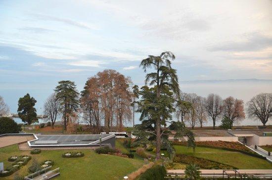 Hilton Evian-les-Bains: Vista Lago Le Mans