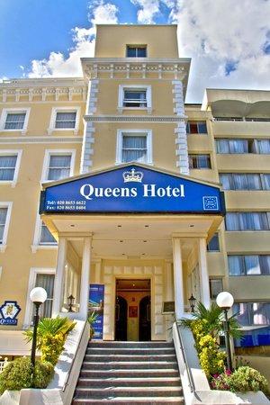 Queens Hotel London Reviews