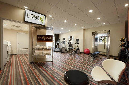 Home2 Suites by Hilton - Austin/Cedar Park : Spin2 Cycle