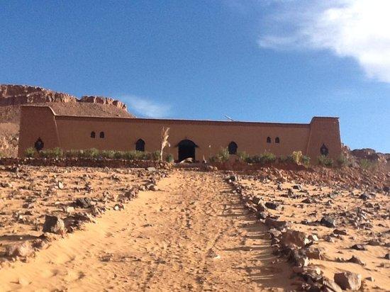 Riad Nomad: Vue du riad