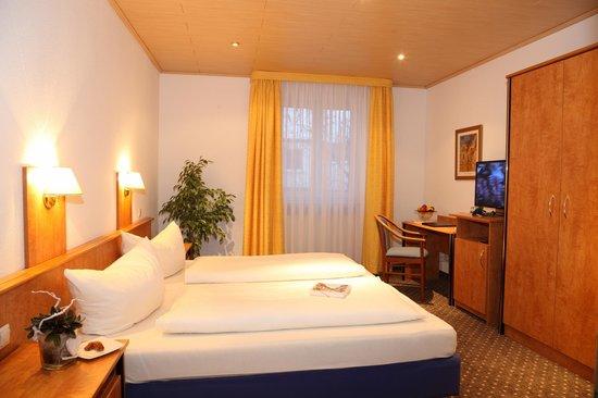 Hotel Goldenes Lamm : Hotelzimmer