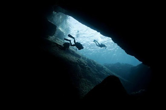 Diving Menorca: Aguas cristalinas