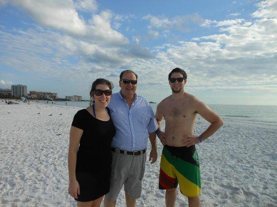 Holiday Inn Sarasota - Lido Beach : On the Water