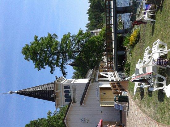 Thermal Lake of Hévíz: Хевиз в июне