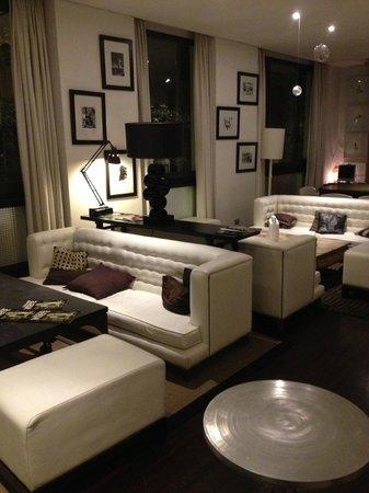 Hotel Pulitzer Roma: dining room