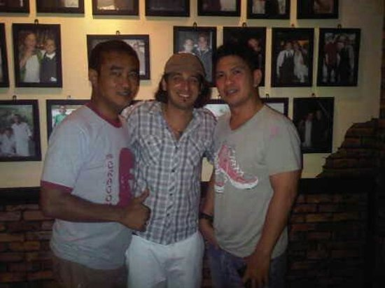 Little Italy : Indonesia band