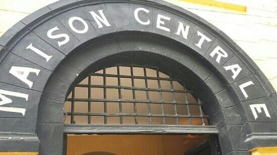 Hỏa-Lò-Gefängnis (Hanoi Hilton): entrance