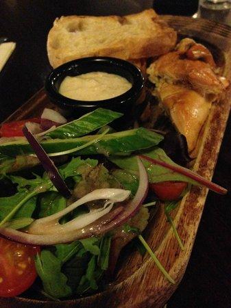 Rashleigh Arms : Evening Meal