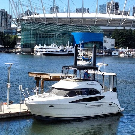 Blue Pacific Yacht Charters: The Village