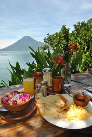 Colibri Restaurant: Morning - Breakfast