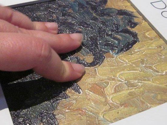 Van-Gogh-Museum: dove l'arte si può toccare con mano