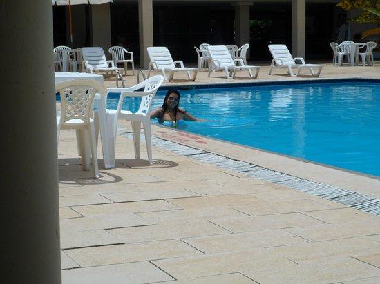 Nauticomar All Inclusive Hotel & Beach Club : Lugar lindo.