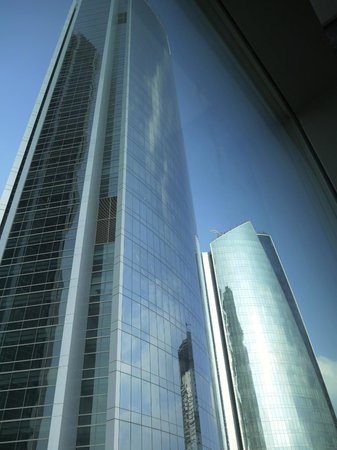Jumeirah at Etihad Towers: towers