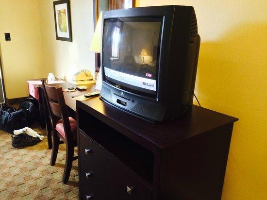 Super 8 White River Junction: TV
