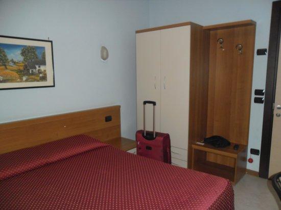 Ibis Styles Milano Centro: La nostra stanza.