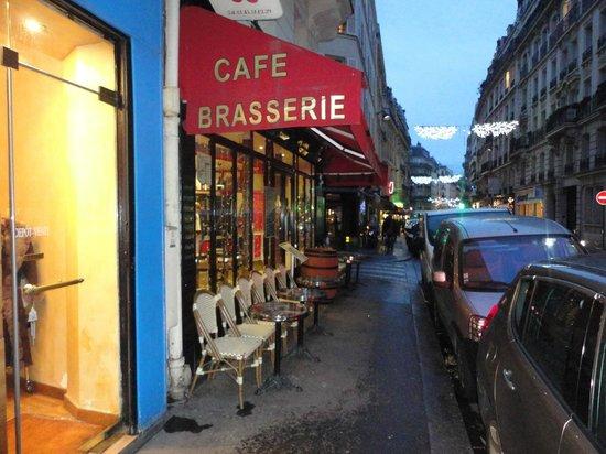 Restaurant Gros Paris Parking