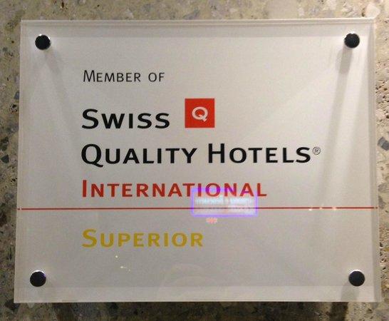 Hotel Berna: precisione svizzera