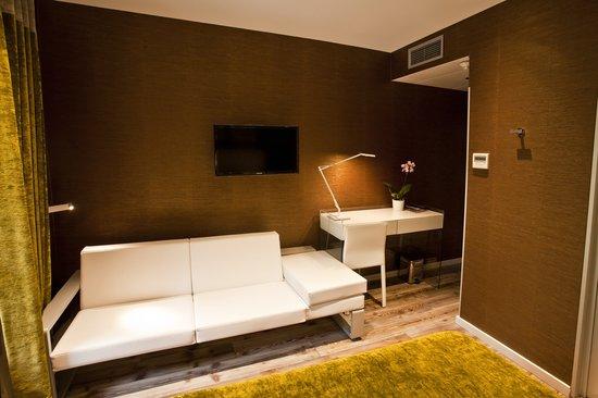 Hotel des Arceaux: Chambre supérieure n°202 - Hôtel des Arceaux