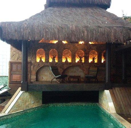 Cachoeira Inn : Piscina2