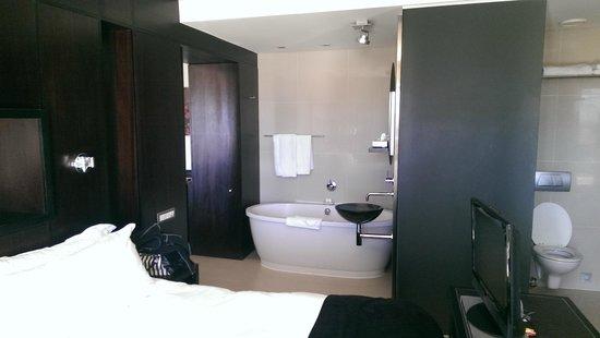 Colosseum Luxury Hotel: Bedroom area