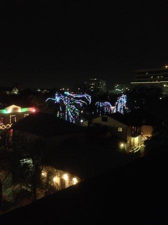 Hilton Palacio del Rio : View from room 2