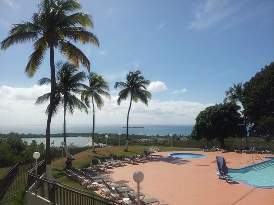 Holiday Inn Ponce & Tropical Casino: View from our room