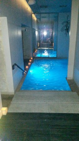 Residence & Spa Le Prince Regent: spa