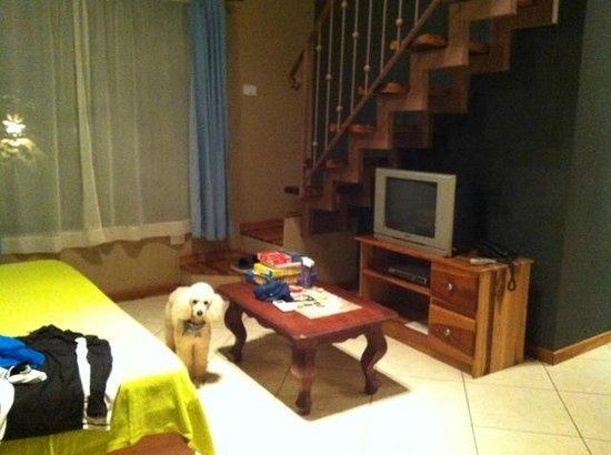 Tamarindo Blue Apartments: La habitacion es super cómoda y con todas las facilidades