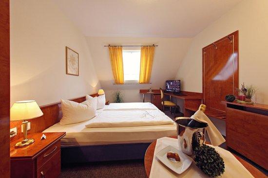 Hotel Goldenes Lamm: Hotelzimmer